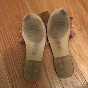 73f20e8f1f48 Aldo Shoes - Aldo Castlerock Fringe Slide Sandals